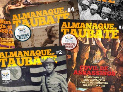 Revista Almanaque Taubaté