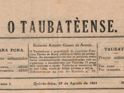 Jornal Taubateense na Internet
