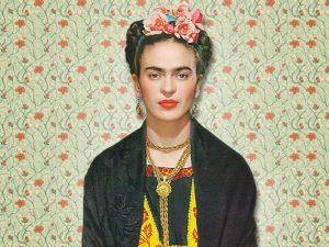 A relação de Frida Kahlo com Taubaté