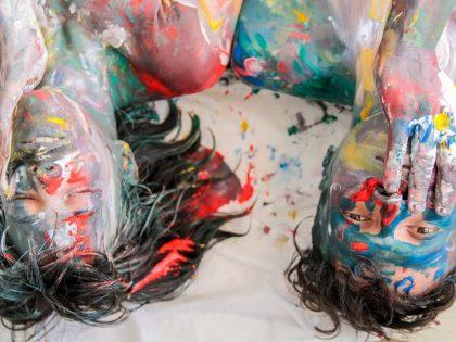 Cia Dançando sobre Rodas apresenta espetáculo inspirado em Frida Kahlo no Sesc