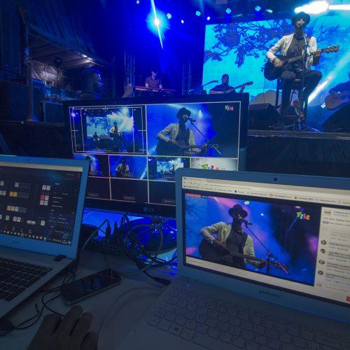 FLIT 2018 – Transmissão ao vivo