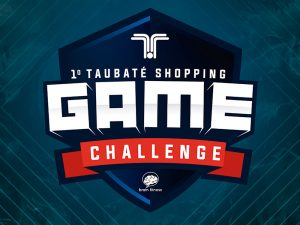 1º Taubaté Shopping Game Challenge