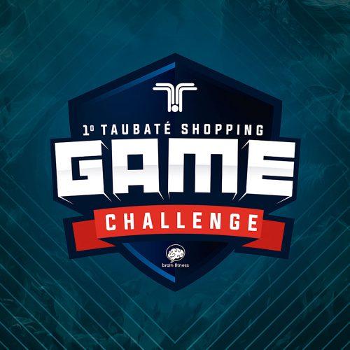 1º Taubaté Shopping Game Challenge
